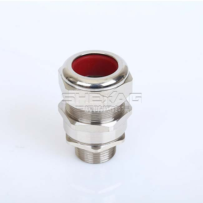 SH-BDM-22 Double Sealed Armored Explosion-Proof Cable Glands
