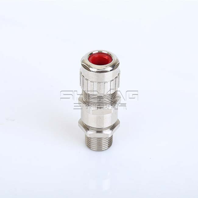 SHBDM-16 EXPLOSION-PROOF ARMORED CABLE GLANDS