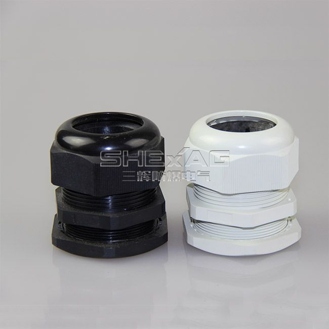Metric Type Plastic Cable Gland