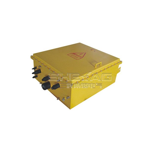 SH-BJX-G high pressure explosion-proof junction box