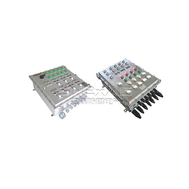 SH-KZX explosion-proof control box(power,lighting d IIB,de II B)