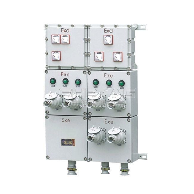 SH-KZX Control box(power maintaining socket box IIB,IIC)