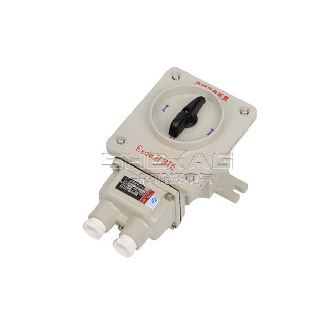 SH-KZX explosion-proof control box (transfer switch II B,II C)