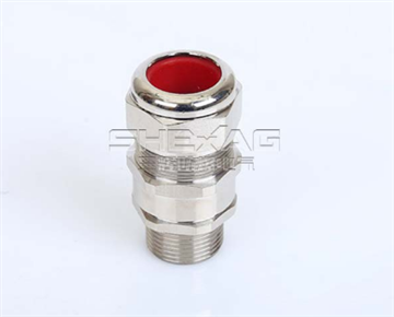 Single Seal Explosion Proof Cable Gland
