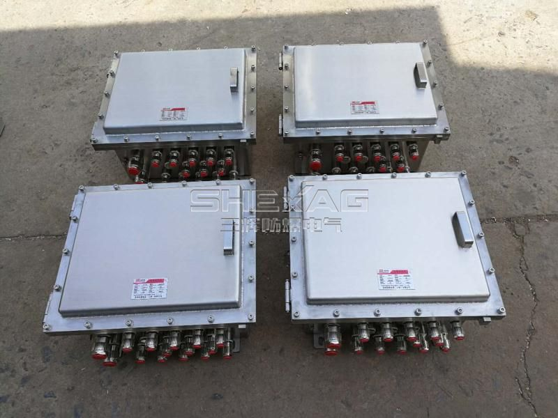 Explosion-proof Junction Boxes Are Producing