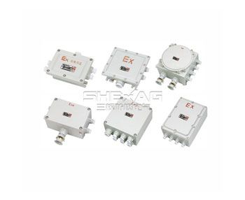 Principle and characteristics of explosion-proof wiring box